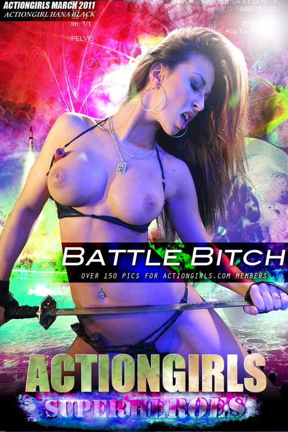 naked-action-girl-hana-black-as-a-battle-bitch