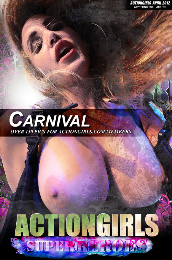 naked-action-girl-julie-as-a-carnival-babe