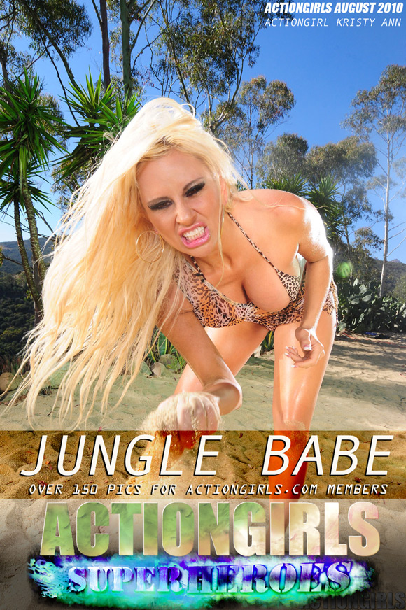 naked-action-girl-kristy-ann-as-a-jungle-babe