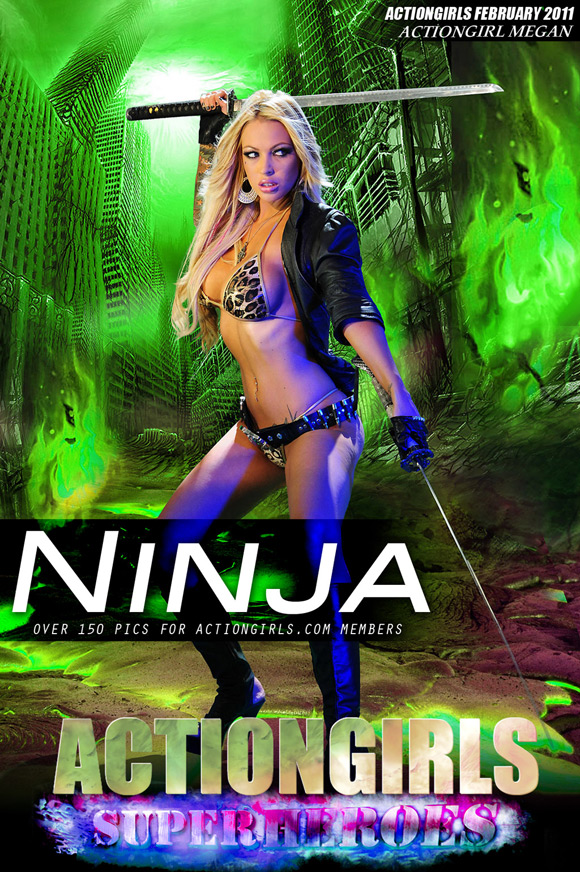 naked-action-girl-megan-daniels-as-a-ninja-babe