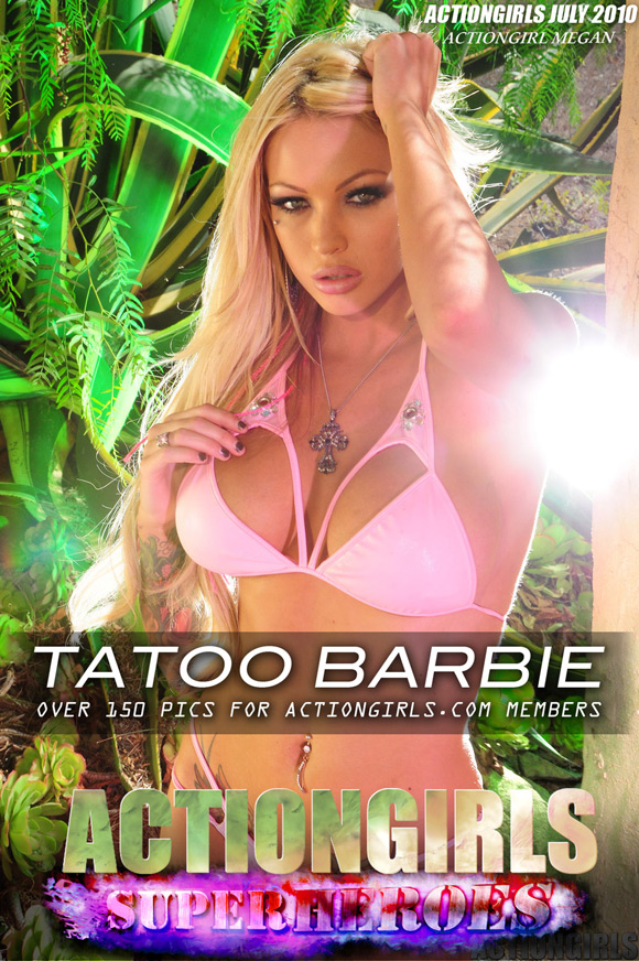 naked-action-girl-megan-daniels-as-a-tattoo-barbie-babe