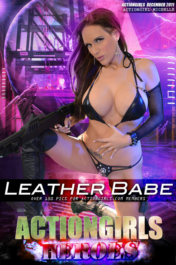 naked-action-girl-michelle-as-a-leather-babe