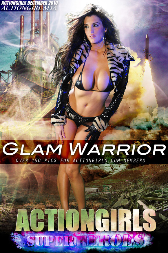 naked-action-girl-mya-as-a-glam-warrior-babe