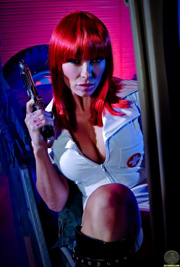 naked-action-girl-bridgette-as-deadly-nurse
