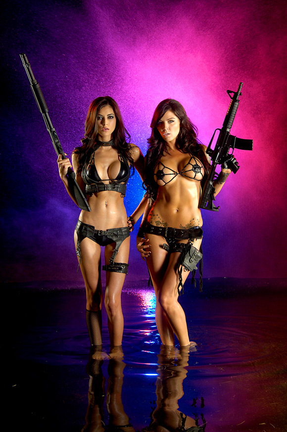 naked-action-girls-leeanna-and-monika-as-mercenaries
